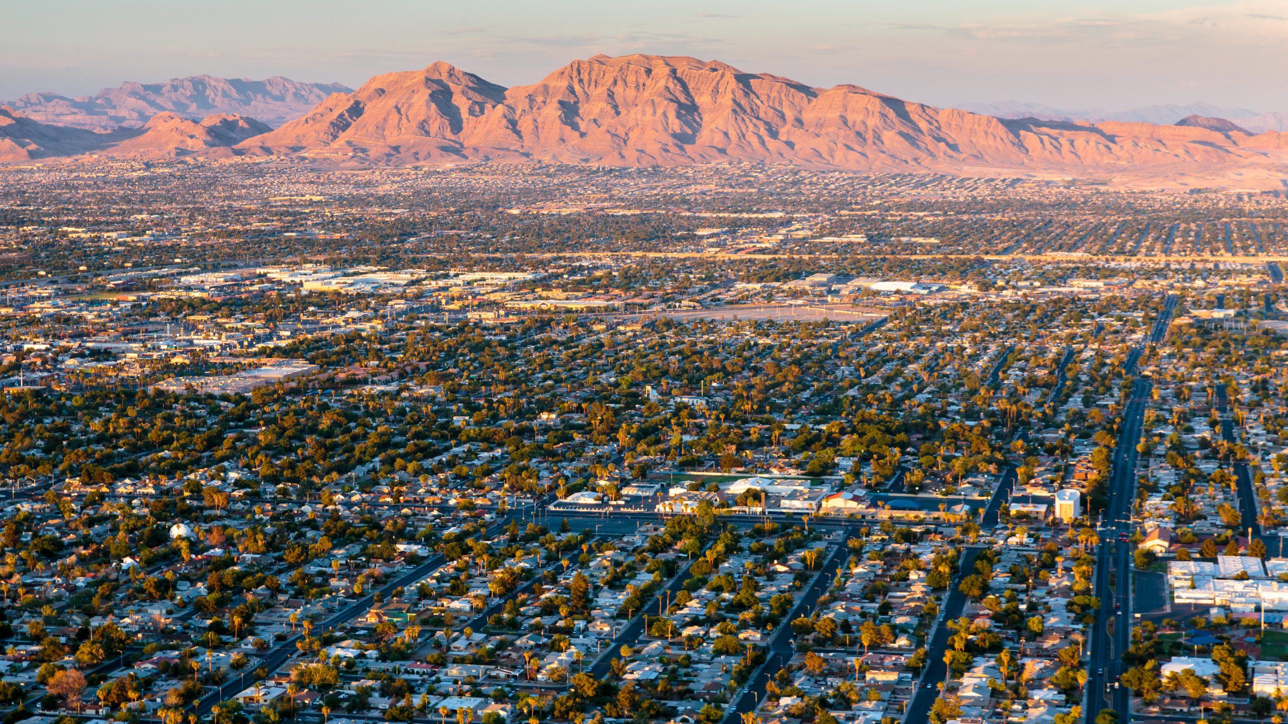 Sunrise Mountain Las Vegas